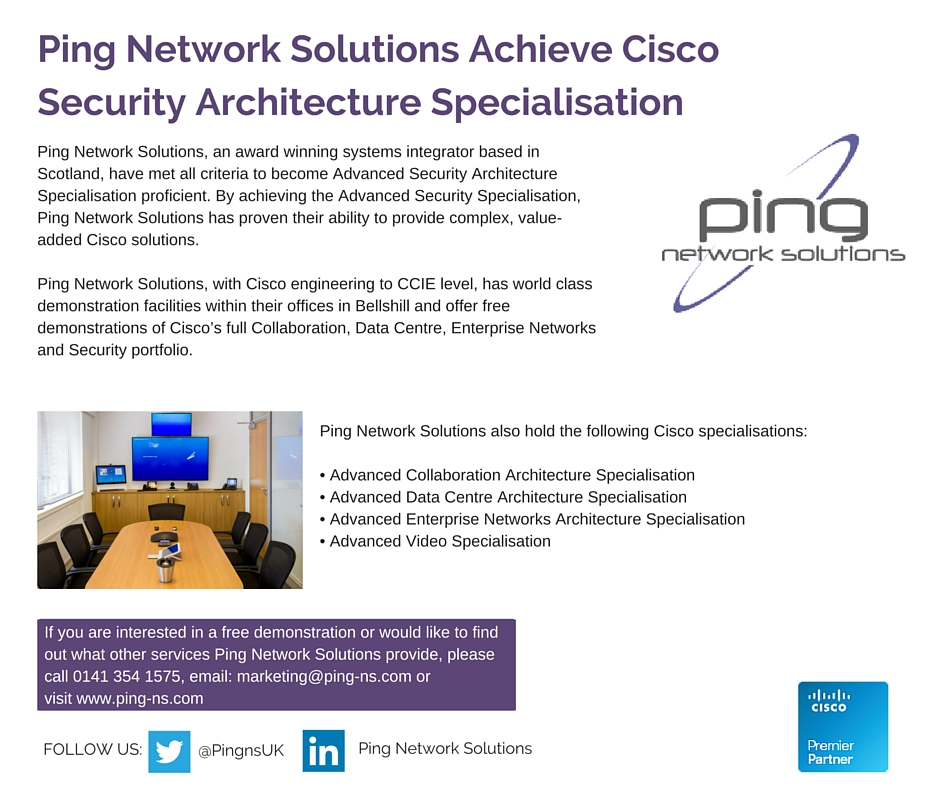 Security Specialisation